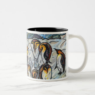 Penguin Two Tone Mug