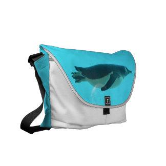 Penguin Underwater Courier Bag