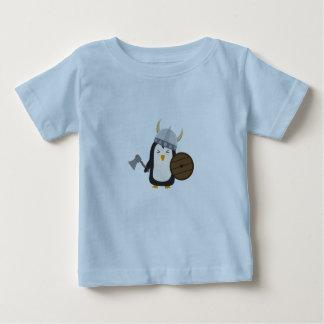 Penguin Viking Baby T-Shirt