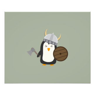 Penguin Viking Photo