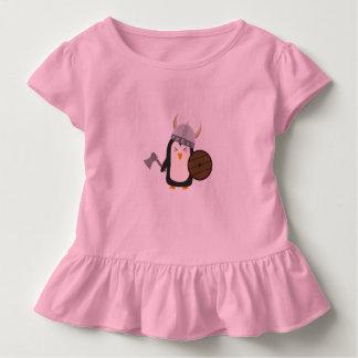 Penguin Viking Toddler T-shirt