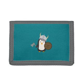Penguin Viking Trifold Wallet