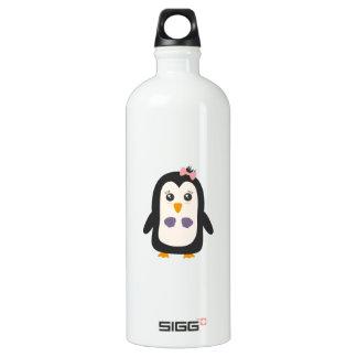 Penguin with bikini