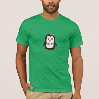 Penguin with bikini T-Shirt