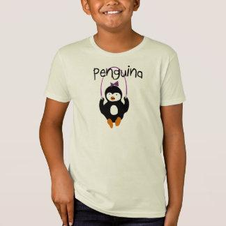 Penguina Jumps Rope T-Shirt