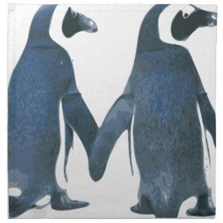 Penguine Napkin