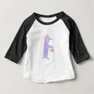 Penguing With a Basket Baby T-Shirt