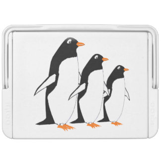 Penguins and blue pattern Customize