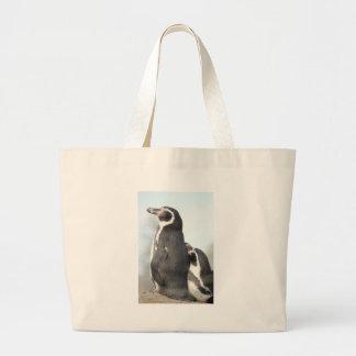 Penguins Jumbo Tote Bag