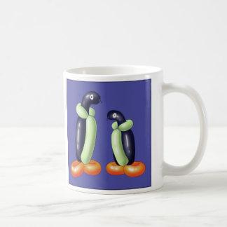 PENGUINS BALLOON mug