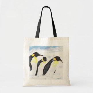 Penguins Budget Tote Bag