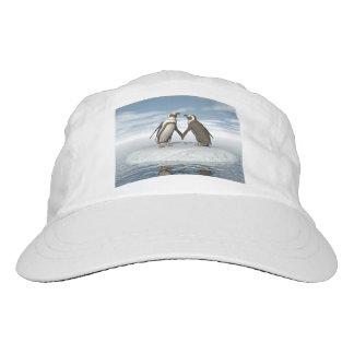 Penguins couple hat