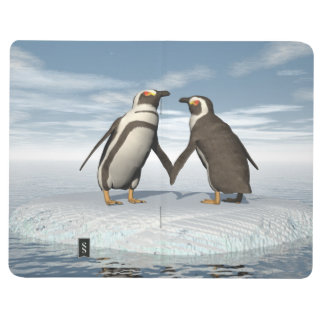 Penguins couple journal