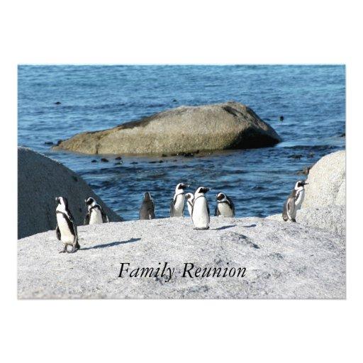 Penguins Family Reunion Announcements