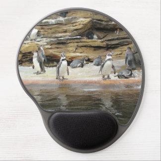 Penguins! Gel Mouse Pad
