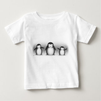 """penguins"" infant baby T-Shirt"