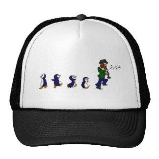 Penguins Love Jazz Hats