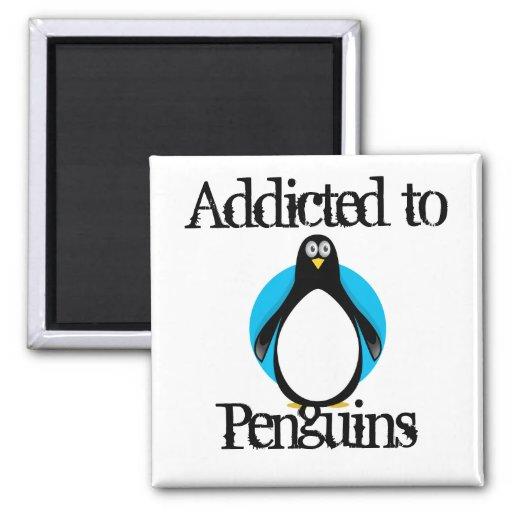 Penguins Fridge Magnets