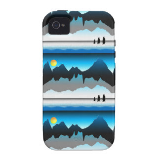 Penguins On The Move iPhone 4/4S Case