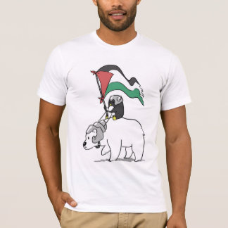 Penguin's Palestine Solidarity Campaign T-Shirt