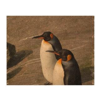 Penguins Cork Paper