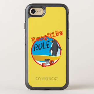 Penguins RULE Otter Box OtterBox Symmetry iPhone 7 Case