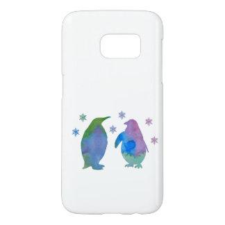 Penguins Samsung Galaxy S7 Case