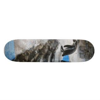 Penguins Skateboard