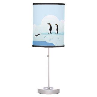 Penguins Table Lamp