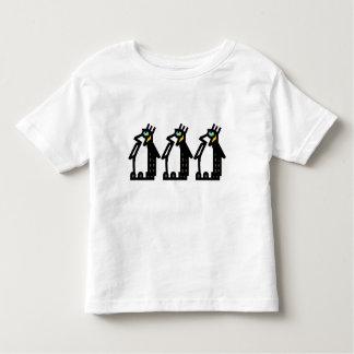 PENGUINS Three Toddler T-shirt