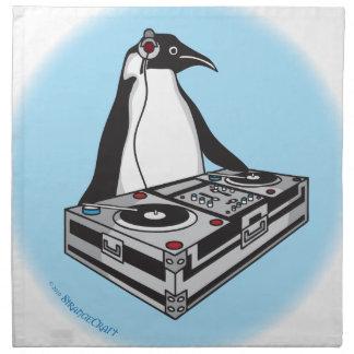 penguinX3[1] Napkin