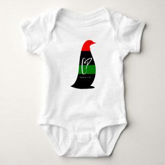 Pengulous African Colors Baby Bodysuit
