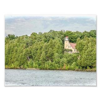 Peninsula State Park Lighthouse Photo Print