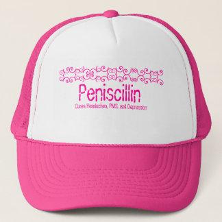 Peniscillin, Cures Headaches, PMS, and Depressi... Trucker Hat