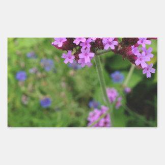 Penland Purple Flower: Sallie by My Side Sticker
