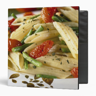 Penne with vegetables For use in USA only.) 3 Ring Binders