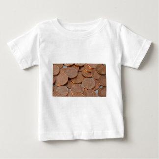 pennies design baby T-Shirt