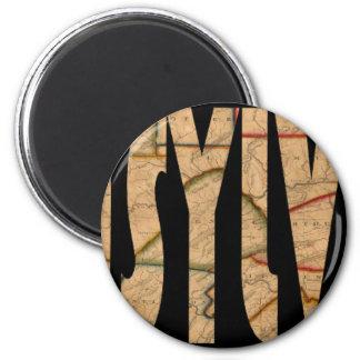 pennsylvania1811 magnet