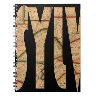pennsylvania1811 notebook
