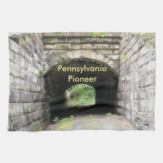 Pennsylvania Archway Kitchen Towel