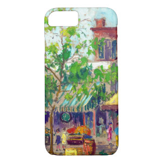 Pennsylvania Avenue 22nd and 23rd Streets 1920 iPhone 7 Case