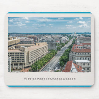 Pennsylvania Avenue-Mousepad Mouse Pad