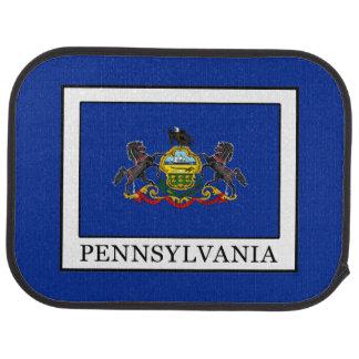 Pennsylvania Car Mat