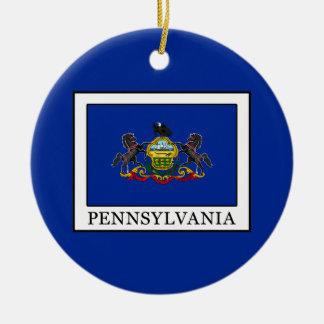 Pennsylvania Ceramic Ornament