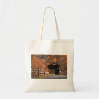 Pennsylvania Covered Bridge Tote Bag