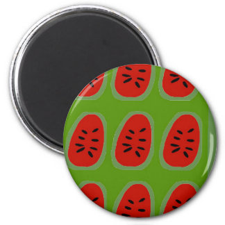 Pennsylvania Dutch Hex Sign Watermelons Magnet
