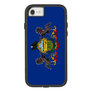 Pennsylvania Flag Case-Mate Tough Extreme iPhone 8/7 Case
