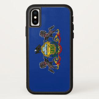 Pennsylvania Flag iPhone X Case