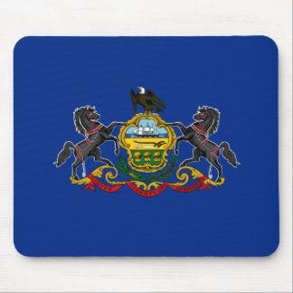 Pennsylvania Flag Mouse Pad