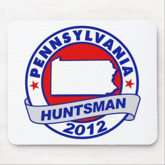 Pennsylvania Jon Huntsman Mouse Pad